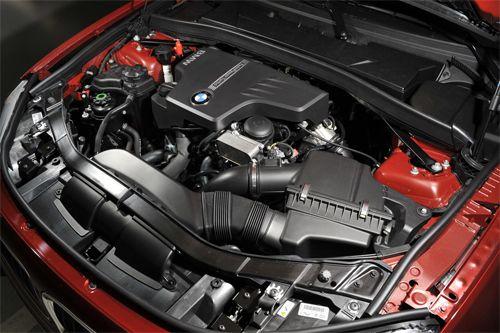 động cơ turbo tăng áp trên xe BMW