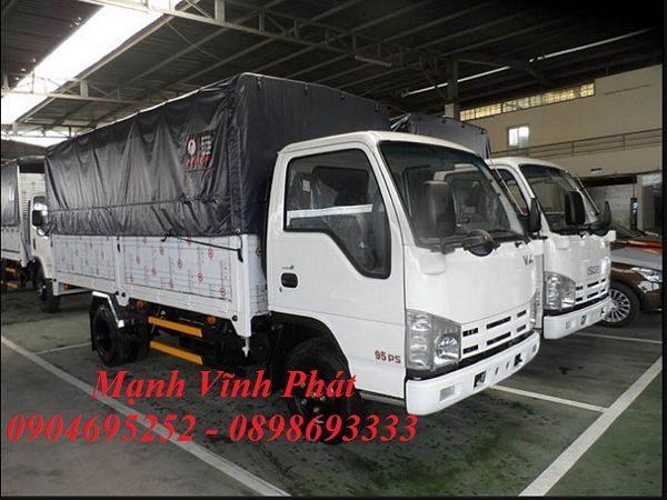 xe tải isuzu vĩnh phát 2.4 tấn