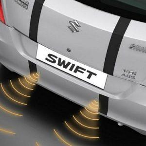 nguyên lý hoạt động của cảm biến lùi xe